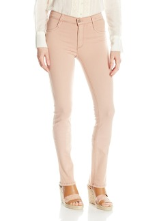 James Jeans Women's Hunter High Rise Straight Leg Jean
