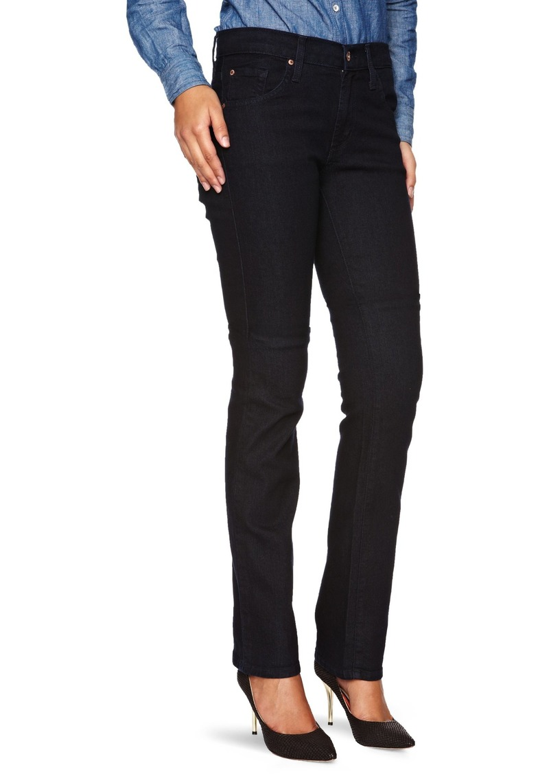 James Jeans Women's Hunter Straight Leg Jean in