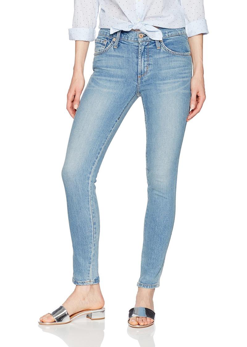 James Jeans Women's J Twiggy Ankle Length Skinny Jean in