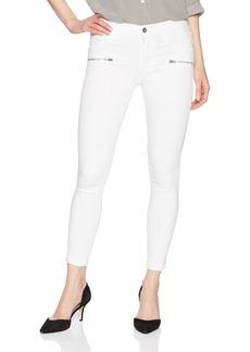 James Jeans Women's J Twiggy Front Zip Ankle Legging Jean