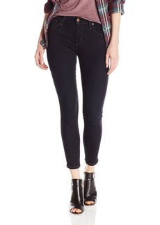 James Jeans Women's Twiggy Skinny Ankle Jean In Solstice solstice dark blue