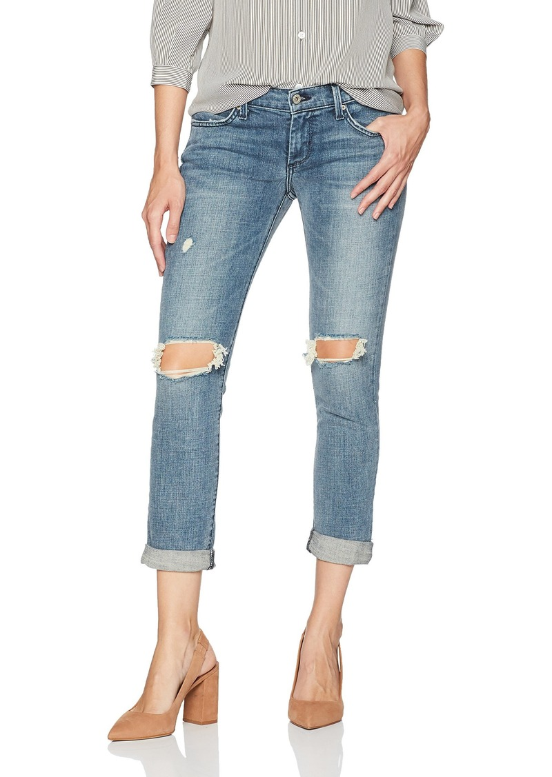 James Jeans Women's Neo Beau Girlfriend Jean in