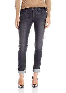 James Jeans Women's Neo Beau Relaxed Slim Fit Boyfriend Jean