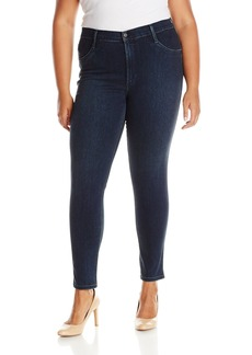 James Jeans Women's Plus Size Class Curvy High Rise Skinny Jean