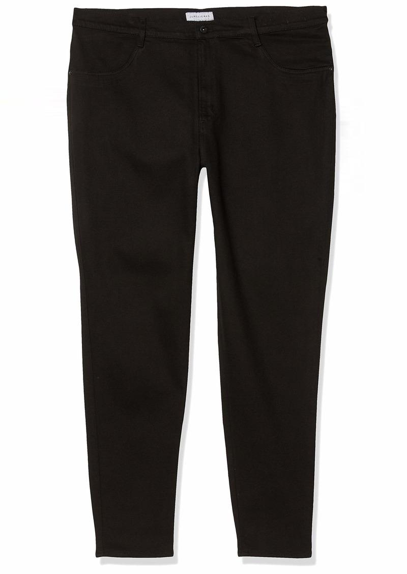 James Jeans Women's Plus Size Class Curvy High Rise Skinny Jean in