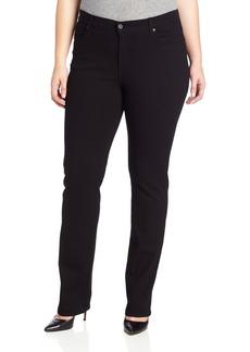 James Jeans Women's Plus-Size Hunter Curvy Straight Leg Jean  22