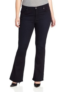 James Jeans Women's Plus-Size Juliet Z Trumpet Leg