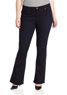 James Jeans Women's Plus-Size Juliet Z Trumpet Leg