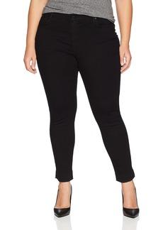 James Jeans Women's Plus Size Leggy Ankle Length Skinny Jean in  W