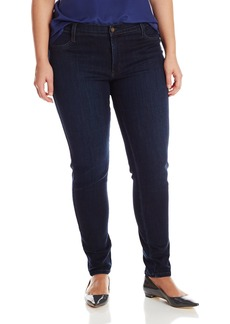 James Jeans Women's Plus-Size Leggy Z Faux Legging Jean In Kensington Kensington
