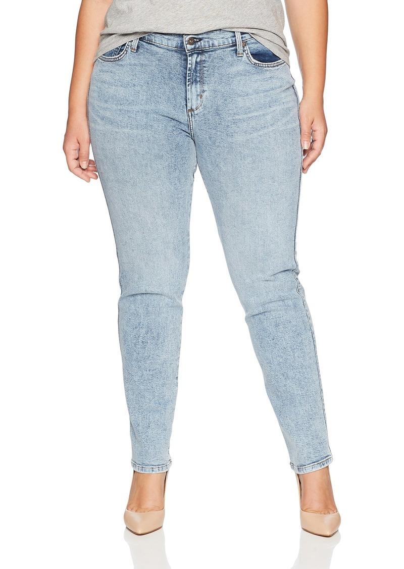 James Jeans Women's Plus Size Pencil Twiggy Cigarette Leg Jean in  W
