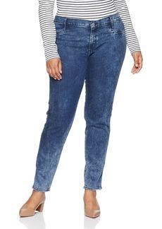 James Jeans Women's Plus Size Skinny Leggy Jean in