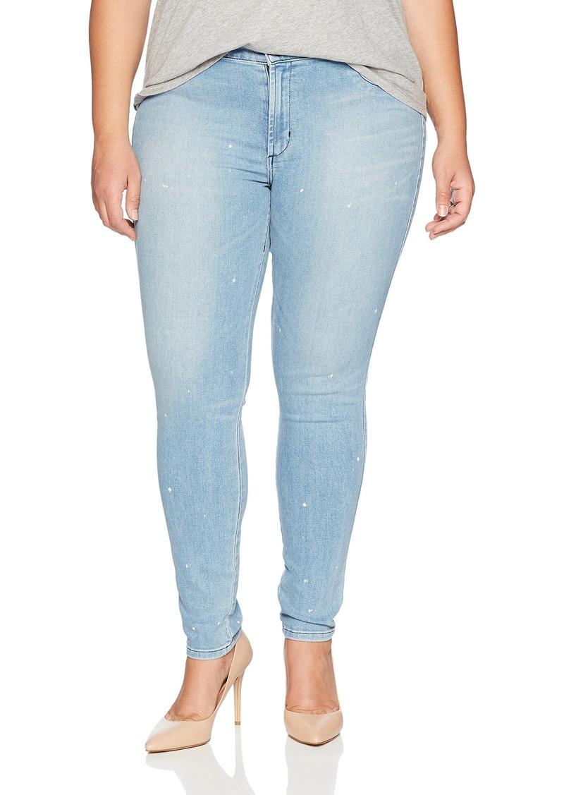 James Jeans Women's Plus Size Skinny Leggy Jean in  W
