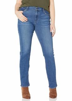 James Jeans Women's Plus Size Straight Leg Hunter in