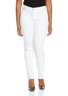 James Jeans Women's Plus-Size Twiggy Curvy 5-Pocket Cigarette Leg Jean