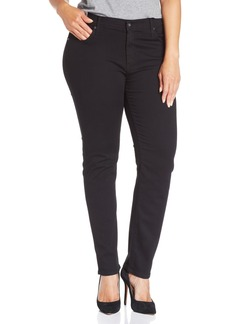 James Jeans Women's Plus-Size Twiggy Curvy 5-Pocket Cigarette Leg Jean