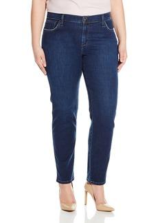 James Jeans Women's Plus-Size Twiggy Curvy 5-Pocket Cigarette Leg Jean in  W