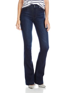 James Jeans Women's Shayebel  Flared Jean