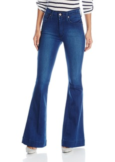James Jeans Women's Shayebel High Rise Flare In
