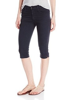 James Jeans Women's Sophia High Rise Knee Crop Jean