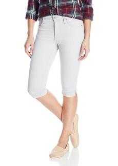James Jeans Women's Sophia High Rise Knee Cropped Jean