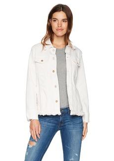 James Jeans Women's Tucker Oversized Boyfriend Jacket  P