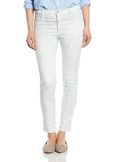James Jeans Women's Twiggy 5-Pocket Zipper Side Ankle Legging Jean