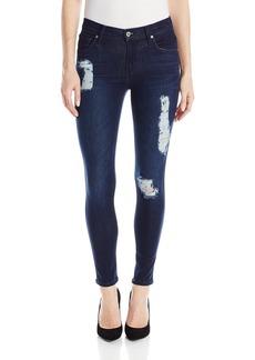 James Jeans Women's Twiggy Ankle 5-Pocket Legging Jean In