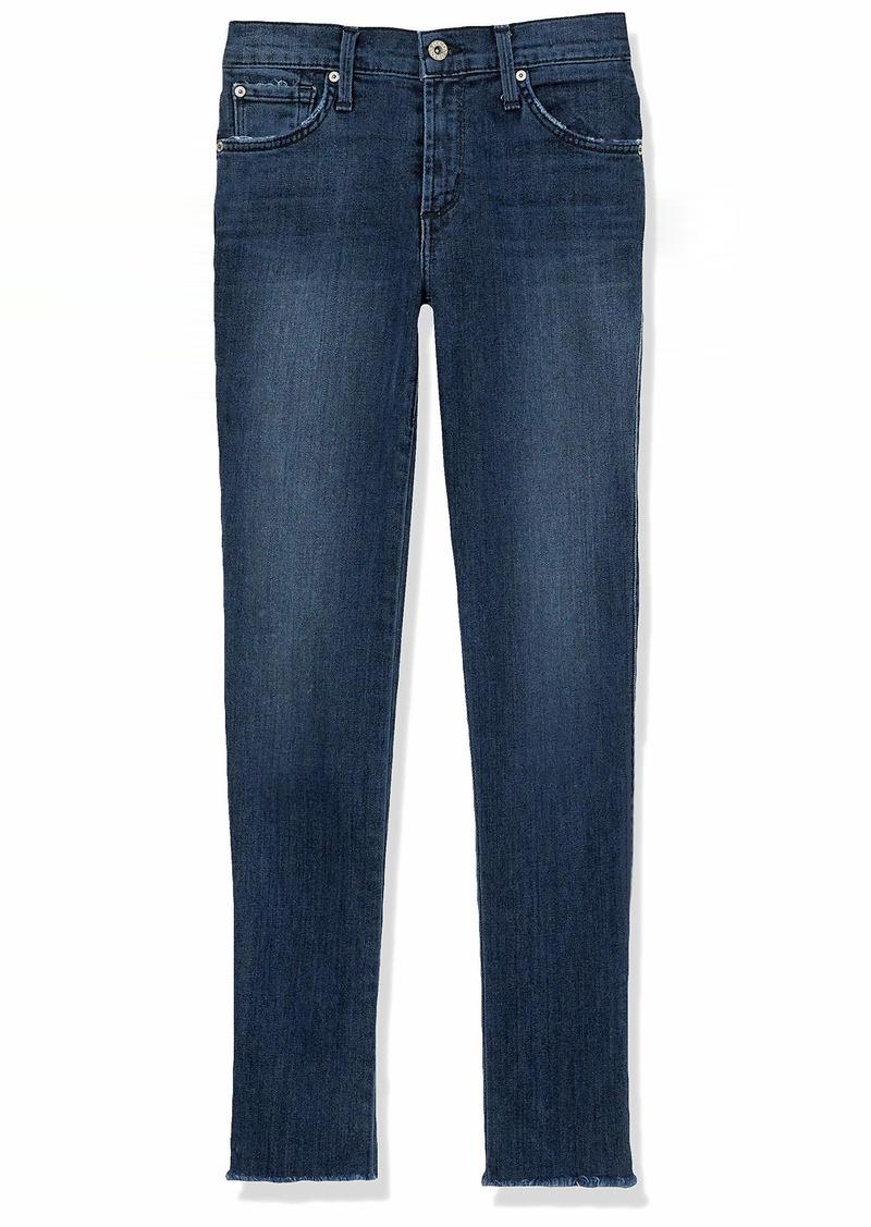 James Jeans Women's Twiggy Ankle Length Skinny Jean Clean Dynasty CLN