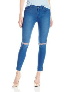 James Jeans Women's Twiggy Ankle-Length Skinny Jean Hem