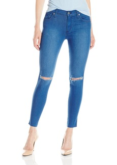 James Jeans Women's Twiggy Ankle-Length Skinny Jean with Hem in