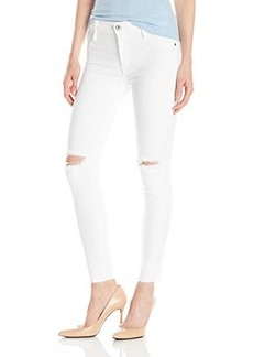 James Jeans Women's Twiggy Ankle Length Skinny with Hem in