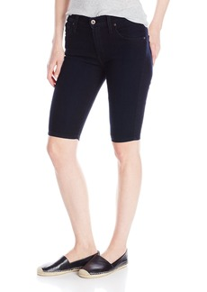 James Jeans Women's Twiggy Bermuda Trouser Short