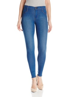 James Jeans Women's Twiggy Dancer Seamless Side Yoga Legging