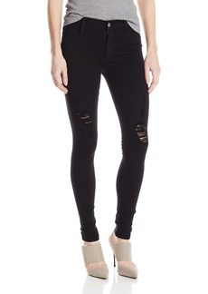 James Jeans Women's Twiggy Dancer Seamless Side Yoga Legging Jean