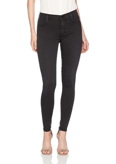 James Jeans Women's Twiggy Dancer Skinny Seamless Jean in Blacked Out