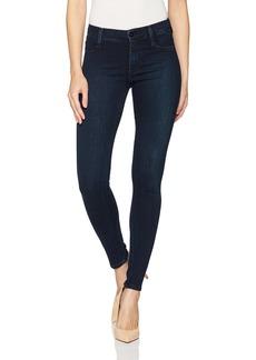 James Jeans Women's Twiggy Dancer Skinny Seamless Jean in Ooh La Dark Blue