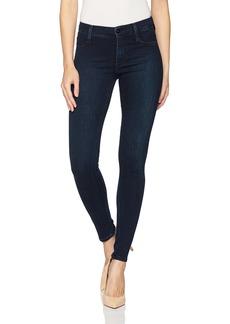 James Jeans Women's Twiggy Dancer Skinny Seamless Jean In Ooh LA Ooh LA LA Dark Blue