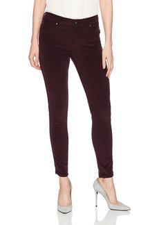James Jeans Women's Twiggy Skinny Ankle Corduroy Pant In Espresso