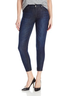James Jeans Women's Twiggy Skinny Ankle Jean In Siren