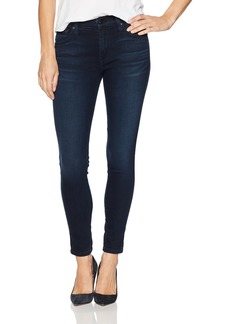 James Jeans Women's Twiggy Skinny Ankle Jean In Smolder