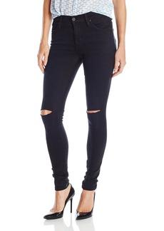 James Jeans Women's Twiggy Skinny Jean with Knee Slits
