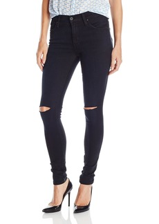 James Jeans Women's Twiggy Skinny Jean with Knee Slits in