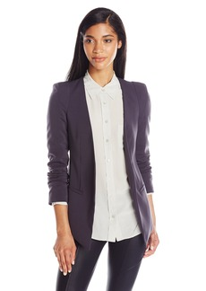 James Jeans Women's V Blazer