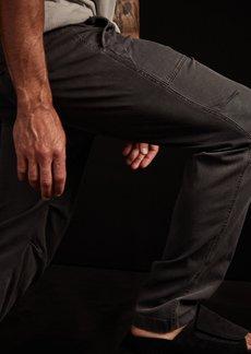James Perse Army Cotton Slub Utility Pant - Magma Pigment