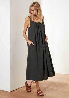 James Perse Camisole Dress - Anthracite