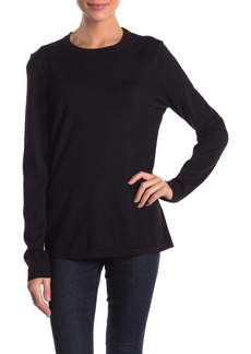 James Perse Cashmere Blend Stretch Shirt
