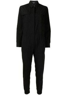 James Perse classic utility jumpsuit