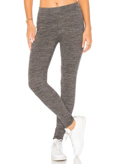 James Perse Contrast Stretch Legging