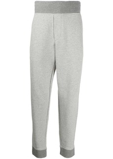 James Perse contrast track trousers